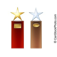 set, stella, trofei