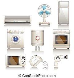 set-technics-technology, ikon