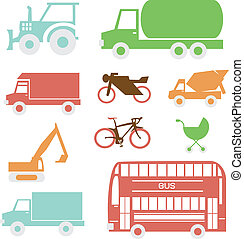set, trasporto