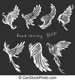 Set Wings, vector