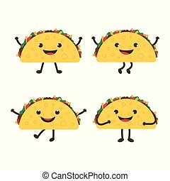 dancing taco coloring pages - photo#31