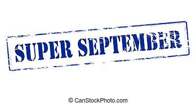 setembro, super