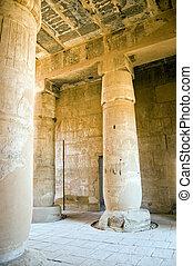 Seti I Temple, Interior