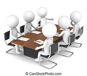setkání