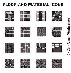 sets., pavimento, icone