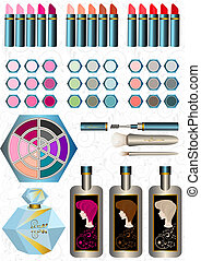 Sets women cosmetics