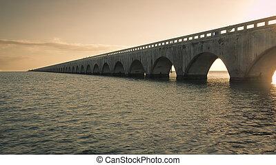 sette, miglio, ponte
