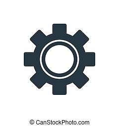 Cog Settings Icon