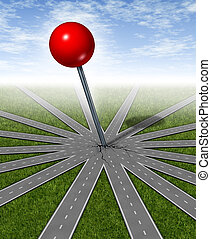 Setting Goals And Strategy - Setting goals and planning a...