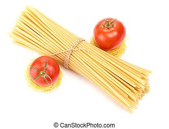 Setting pasta