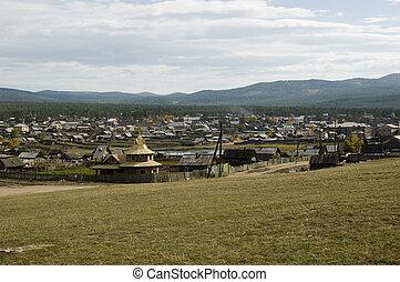 Settlement Khuzhir