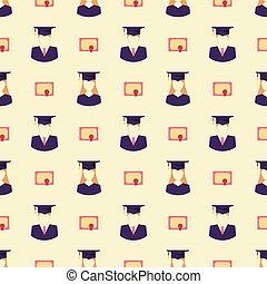 seu, graduado, padrão