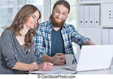 seu, par, casado, planos, orçamento
