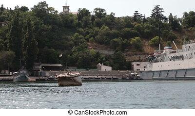 Sevastopol bay view