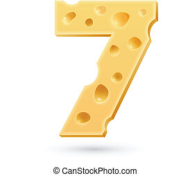 Seven cheese number