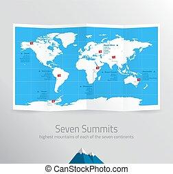 Seven Sumits
