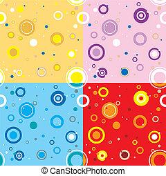 seventies circular multi