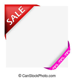 Seventy percent discount sale