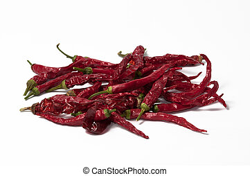 dehydrate cayenne peppers