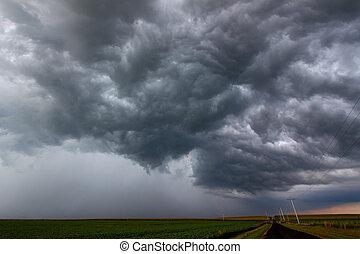 Severe Thunderstorm - Illinois