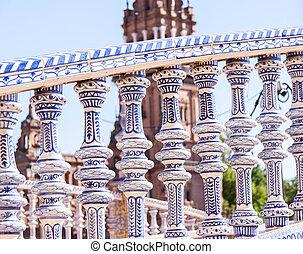 Seville Pillars