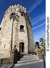 Seville Torre del Oro