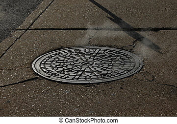 Sewer cover