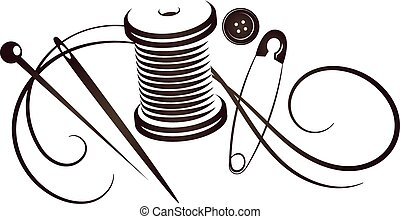 Sewing and cutting set - Sewing and cutting with tool set ...