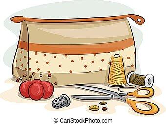 Sewing Kit Bag