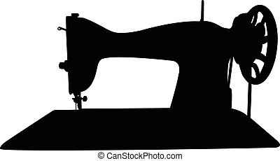 sewing machine clip art and stock illustrations 4 563 sewing rh canstockphoto com sewing machine clipart png singer sewing machine clipart