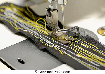 Sewing-machine of electric type of new generation