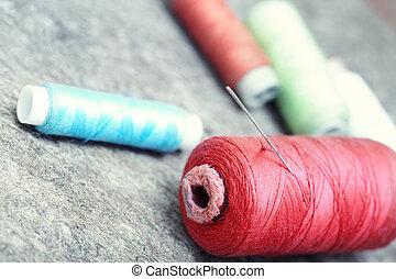 Sewing spools