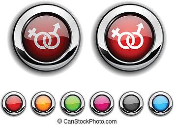 Sex button.
