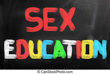 Sex Education Concept