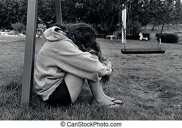 Sexual Assault-Illustration Photos - Photo illustration of...