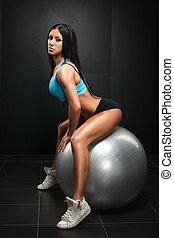 sexy athlete