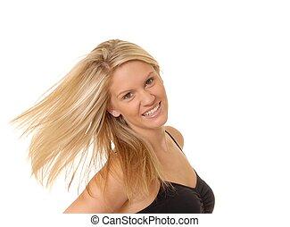 Sexy Blond Girl 12