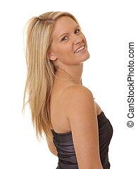 Sexy Blond Girl 424