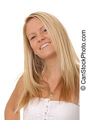 Sexy Blond Girl 578 - Beautiful and sexy young blond girl...