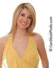 Sexy Blond Girl 601