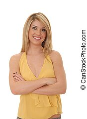 Sexy Blond Girl 602
