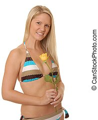 Sexy Blond Girl 628