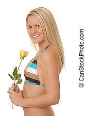 Sexy Blond Girl 629