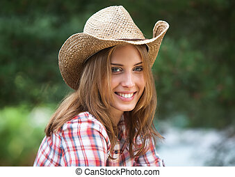 sexy, cowgirl.