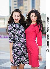 sexy, deux femmes