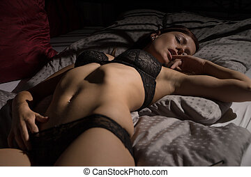 sexy, donna