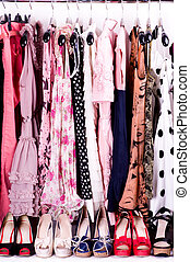clothes, shoes and accessories - Sexy fashionable clothes,...