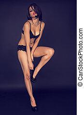 sexy, femme