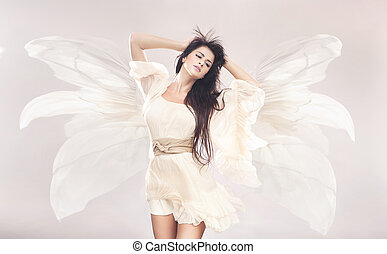 sexy, flowerangel