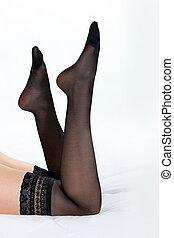 sexy, gambe